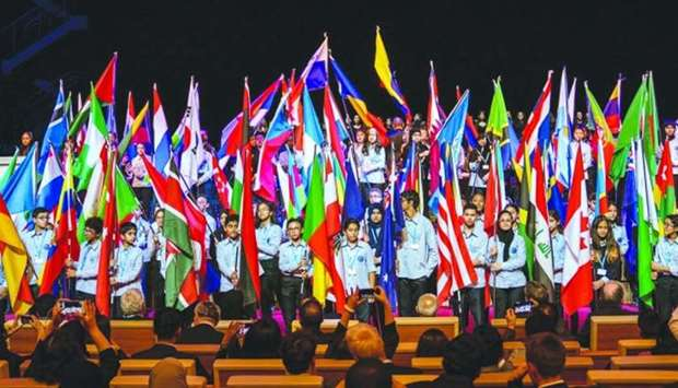 The Thimun Qatar Conference is the Middle East's largest student-run extracurricular activity