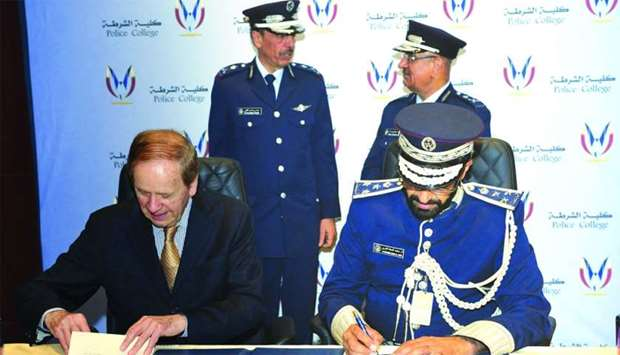 Police College signs letters of intent Moldovan Academy, International Society for Criminology