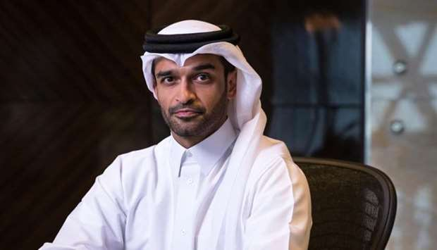 Hassan al-Thawadi held a number of bilateral meetings, took part in a panel discussion and conducted
