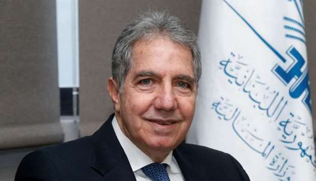 Lebanon's new finance minister to meet IMF official