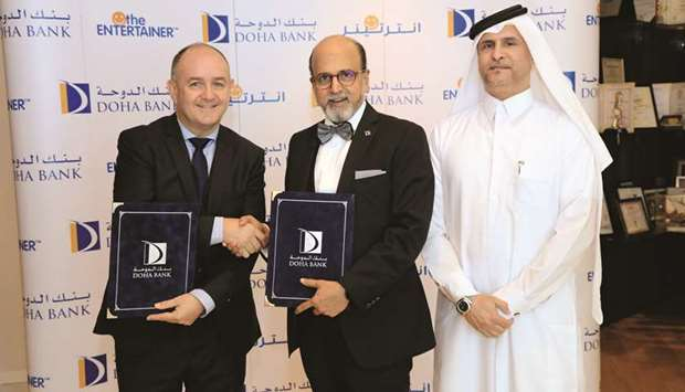 Doha Bank launches loyalty programme