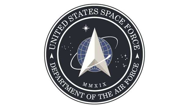 Space Force logo draws comparisons to Star Trek
