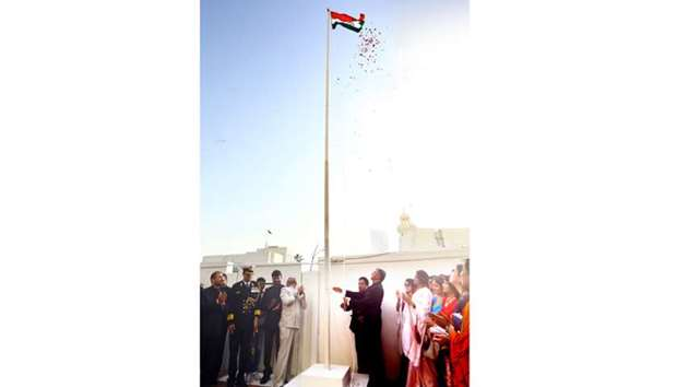 Indian expats celebrate 71st Republic Day