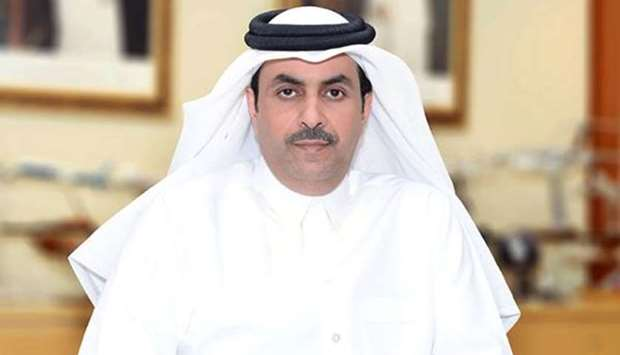HE the Chairman of Qatar Civil Aviation Authority (QCAA) Abdullah bin Nasser Turki al-Subaie