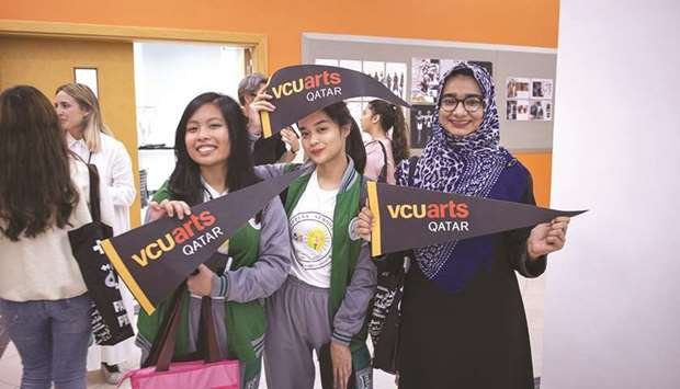 February 1 is the final day to submit applications for admission to VCUarts Qatar's fall 2020 semest