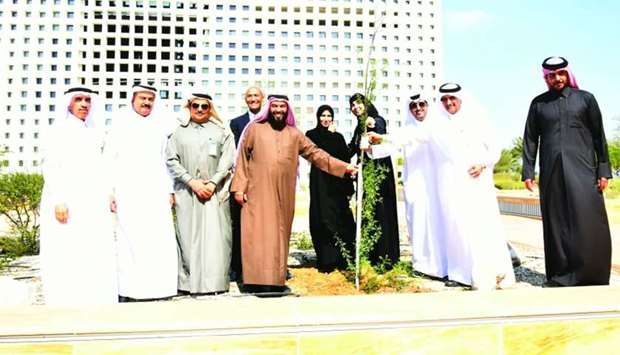 Qatar Chamber to support Education City's 'Park & Plant' initiative