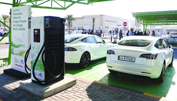 Tarsheed Photovoltaic Station for Energy Storage and Charging Electric Vehicles was one of the remar