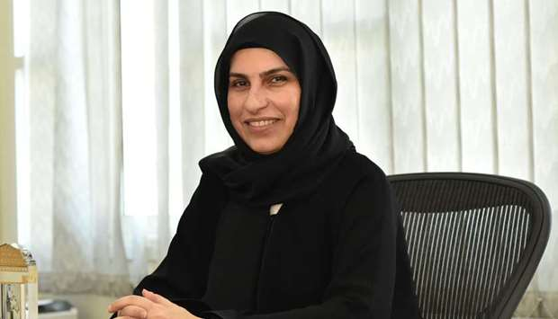 QU's Vice-President for Student Affairs, Dr. Iman Mostafawi