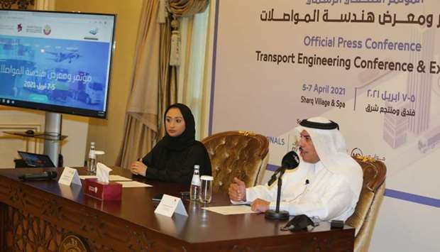 The MoTC was represented at the media event by director of International Relations Department Noor I