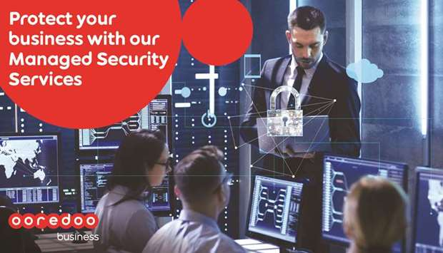 Ooredoo is working in partnership with globally-recognised cybersecurity providers helping businesse