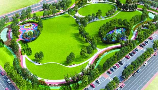 Al Rayyan to get five parks in two years