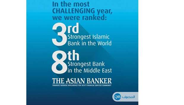 The Asian Banker's 500 strongest banks rankings is one the world's highly credible and widely follow