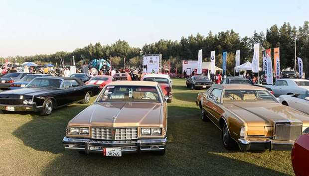 Qatar Customs Show opens in style. PICTURES: Shaji Kayamkulam
