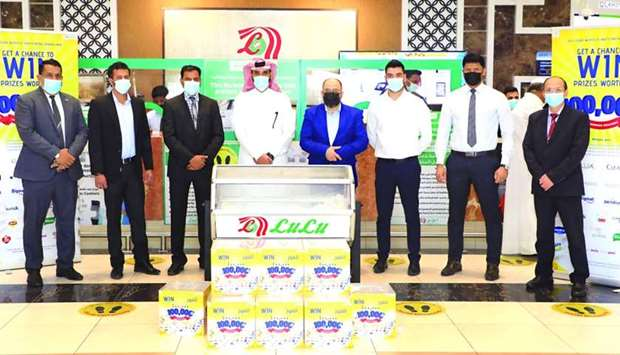 LuLu-Unilever Promotion Mega Draw held