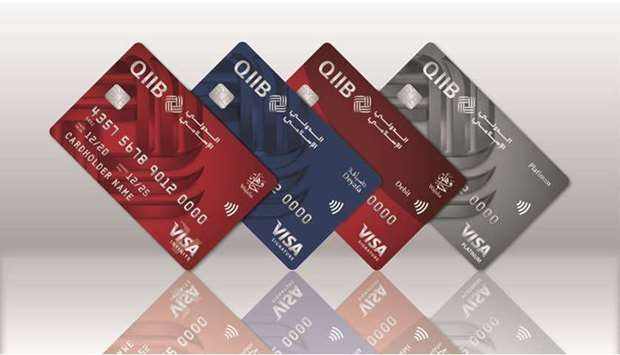 The card campaign allowed QIIB (debit and credit) cardholders to win prizes with each equivalent to1