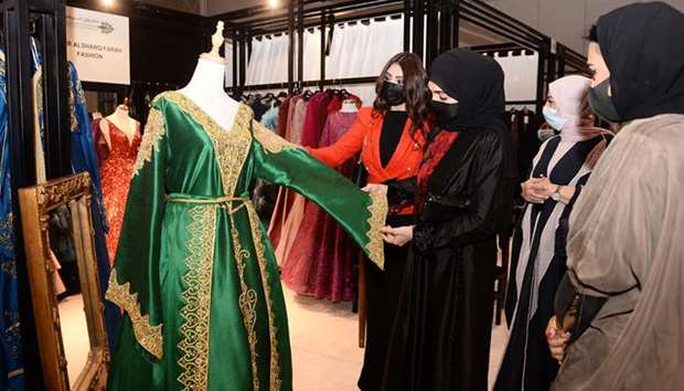 The fifth edition of the Qatar Chamber-sponsored Merwad Exhibition