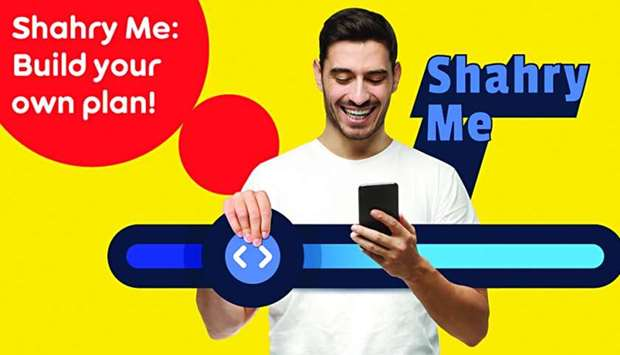 Ooredoo's new digital Shahry Me plan a hit with customers