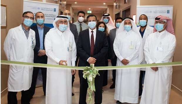 HMC's Tobacco Control Center opens new smoking cessation clinic at HMGH