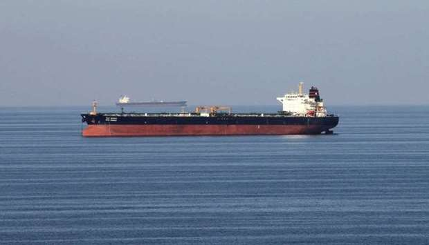 Indonesia's coast guard seizes Iranian and Panamanian tankers