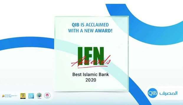 QIB voted 'Best Islamic Bank in Qatar' by IFN readers for 2nd year