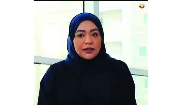 Dr Soha al-Bayat, head of vaccination at the MoPH