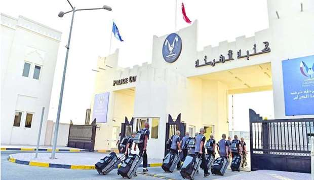 Police College headquarters to be shifted to new building