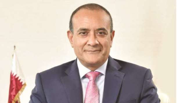 Commercial Bank group CEO Joseph Abraham.