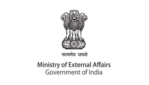 Ministry of External Affairs , India