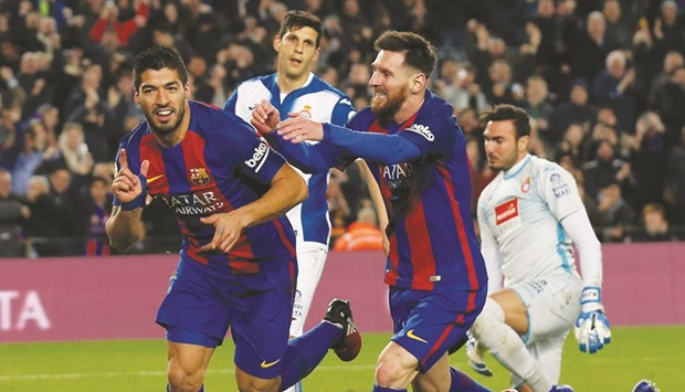 Barcelona Vs Espanyol 2016 La Liga Match Stats, Prediction and Live Match