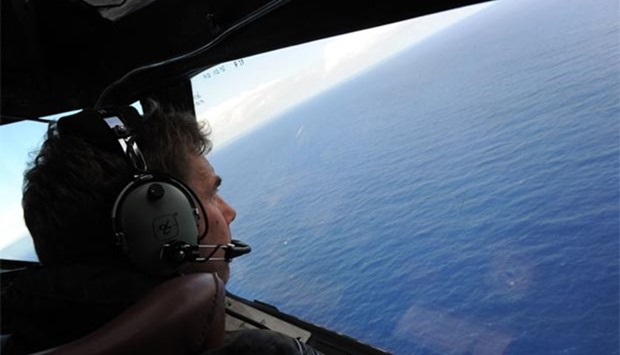 MH 370 search
