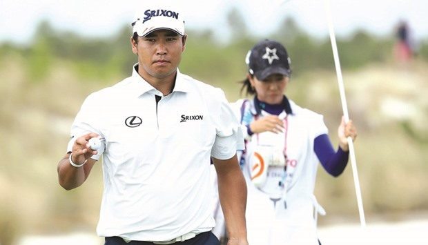 Hideki Matsuyama wins fourth tournament in five starts