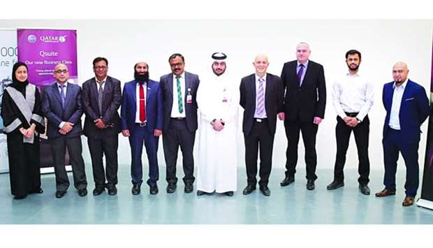 Qatar Airways and Hamad International Airport (HIA) partnered with Kahramaa's National Programme for