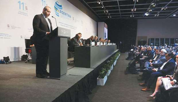 'Qatar committed to WTO obligations amid blockade'