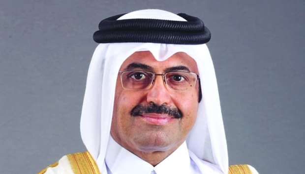 HE Minister of Energy and Industry Dr. Mohammed bin Saleh al-Sada
