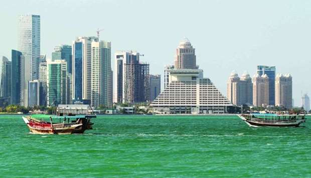 Qatar's budget proposals make it abundantly clear that capital spending will remain high throughout