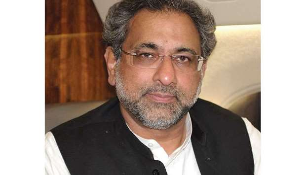 Abbasi: called the leaders' meeting to discuss the Fata Bill and passage of the 