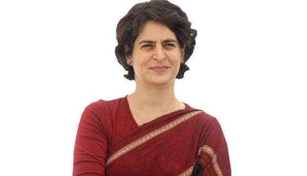 Priyanka Gandhi Vadra yesterday scotched speculation about Sonia Gandhi retiring from politics, sayi