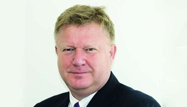 Bissett: sees increase in cargo trade