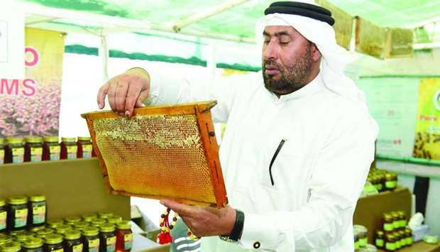 24 local farms take part in Honey Festival