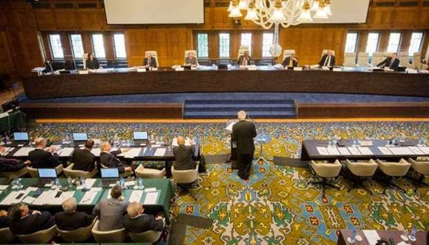 Hague-based Permanent Court of Arbitration