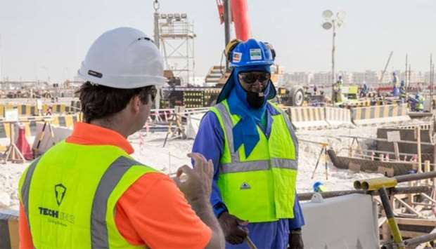 Evaporative cooling vests, wrist-wraps, cooled towels and neck covers were recently tested by 150 wo