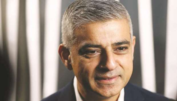 Khan: London is open to talent, open to partnership, open to business, open to study and above all o