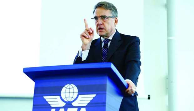 Global air passenger traffic demand up 7.2 percent in October: IATA