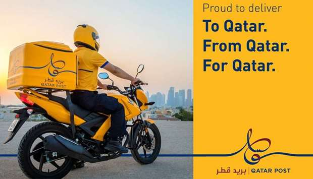 Qatar Post Home Delivery