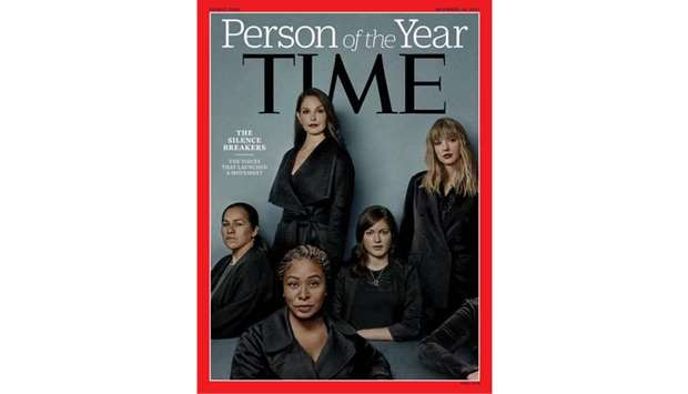 Time magazine Person of the Year - 2017
