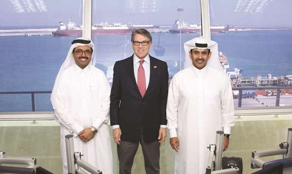 Perry: Qatar, US share interest in long term LNG sustainability