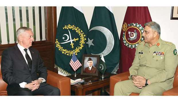 This handout photo released by Pakistan's Inter Services Public Relations (ISPR) this week shows Pak