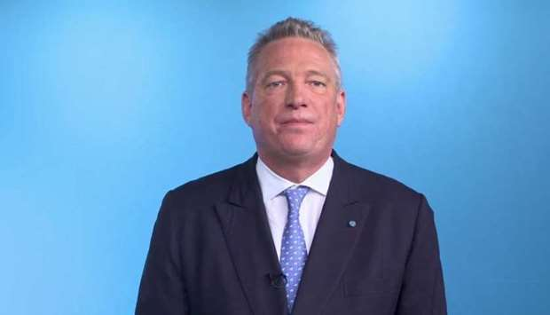 Paul Smith, President and CEO of CFA Institute