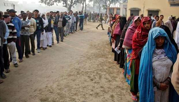 Indian state elections