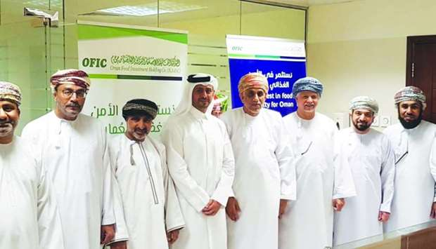 Hassad invests 20% in Oman's Global Seafood Company